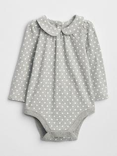 Haru Owl With Flower NewBorn Boys /& Girls Long Sleeve Bodysuit Baby Onesie White