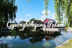 Gyeongbokgung Palace Seoul Places To Visit, Palace, Neon Signs, Palaces, Castles, Castle
