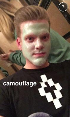 Camouflage scott