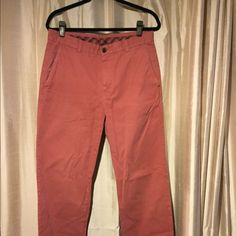 Brooks Brothers Men's Red Chino Pants Like new pants. Brooks Brothers Pants