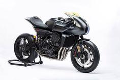 Honda CB4 INTERCEPTOR CONCEPT: SLIDSHOW