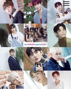 Ong Seongwoo, Lee Daehwi, My Destiny, Kim Jaehwan, Ha Sungwoon, Jinyoung, My Family, Bae, Korea