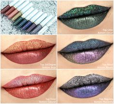 Urban Decay Vice Special Effects Long-Lasting Water-Resistant Lip Topcoat: Review and Swatches