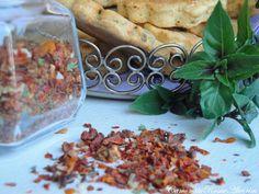 CamomilaRosa e Alecrim: Biscoitinhos salgados com ervas