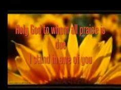 I Stand in Awe of You ❦Hillsongs❧ - YouTube
