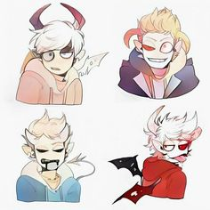 Demons are cute ♡