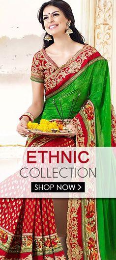 Online Shopping in India for Women; Women Fashion Clothing like as Lehenga, Sarees,  Kurtis, Anarkali, replica etc  at Best Price in differentinfashion.com http://differentinfashion.com/