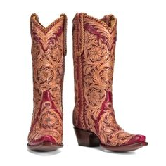 THESE are my dream pair of boots - no doubt.