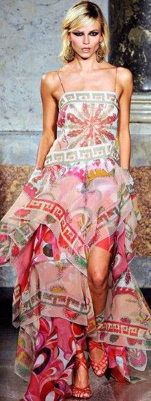 Travel Ready Resort Wear| Serafini Amelia | Beautiful Dress| Emilio Pucci.