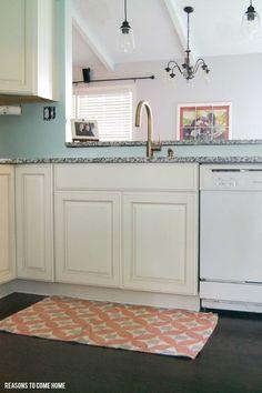 Kitchen Renovation- Unfinished Reveal