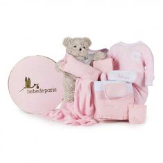 100/% Cotton Blanket Luxury Little Grey London Newborn Baby Gift Hamper Luxurious Keepsake Items /& Much More Muslins The Ultimate Unisex Gift Set for All Occasions Exclusive to Little Grey London.