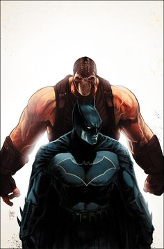 Batman #11 cover by Mikel Janin