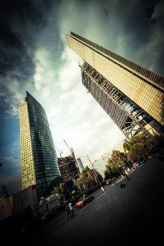 Modern Mexico City - Reforma