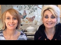 Kristen Feola, author of The Ultimate Guide to the Daniel Fast, and Marla Woodmansee, radio host and speaker, invite you to join them in the January 2017 Online Daniel Fast.