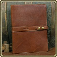 The Great Gift Of A Personalised Leather Scrapbook   Hartnack ...