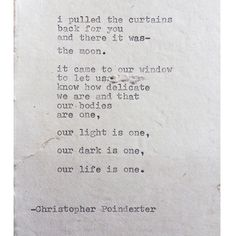 The Universe and Her, and I #270 written by Christopher Poindexter