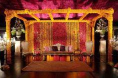 Hindu Mandap tent for wedding ceremony Asian Wedding Themes, Desi Wedding Decor, Asian Wedding Dress, Wedding Mehndi, Tent Decorations, Wedding Stage Decorations, Wedding Mandap, Wedding Ideas, Wedding Venues