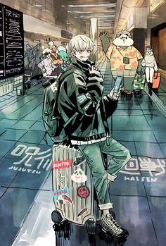 Twitter Manga Art, Anime Art, Cool Doodles, Stray Kids Chan, Juuzou Suzuya, Hero Wallpaper, Boy Art, Bungou Stray Dogs, Bad Girl Aesthetic