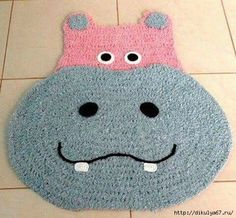 20 Ideas Sewing Patterns For Home Crochet Rugs For 2019 Crochet Mat, Crochet Carpet, Crochet Rug Patterns, Crochet Pillow, Crochet Home, Crochet For Kids, Crochet Crafts, Crochet Projects, Sewing Patterns