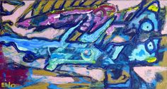 "P0172		Two Sharks	12/09/05		11"" X 20"" 	Acrylic   original available yes"