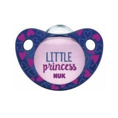 2 Packs NUK Orthodontic Pacifier 0-6 Months Silicone Yellow Purple 4 Total X