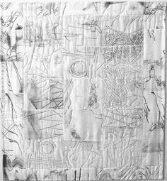 Drawing on Silk » Joan Schulze, mixed media quilt, collage, and fiber artist and poet
