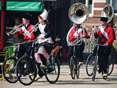 'Marching Band,' Dutch-Style by happyrach8, via Flickr