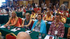Первая конференция Всемирной Федерации Дзен (фото Facebook Eglė Tamulevičiūtė)