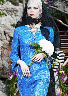 Dolce & Gabbana Haute Couture Fall-Winter 2014