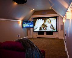 16 Man Cave Ideas Home Theater Rooms Bonus Room Design Home Theater Design
