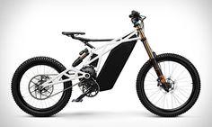 Umweltfreundlich durch unwegsames Gelände knattern mit dem Neematic FR/1 E-Bike