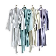 Simple, elegant, and lightweight, the Under the Canopy Kimono Robe will wrap you in absolute comfort this #ValentinesDay
