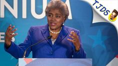 Donna Brazile Changes Her Story 100% - What Happened? ...Shell is cracking.