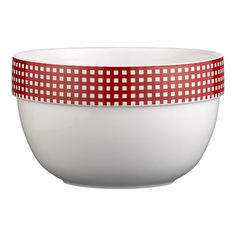 I want one please Santa!  I got one!!! This bowl is huge.  Great for mixing...fits perfect in the crook of your arm.