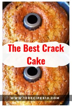 It has now been a little over a year, and my recipe for Crack Cake is the most g. - Let's Cake Vanilla Pudding Cake, Vanilla Pudding Recipes, Vanilla Cake Mixes, Custard Cake, Recipe For Crack, Crack Cake Recipe Without Wine, White Wine Cake Recipe, Best Pound Cake Recipe Ever, Oreo