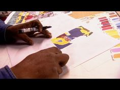 """Kerry James Marshall 
