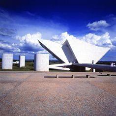 Niemeyer Panteão da Liberdade e Da Democracia