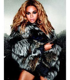 Beyonce - November Harper's Bazaar 2011