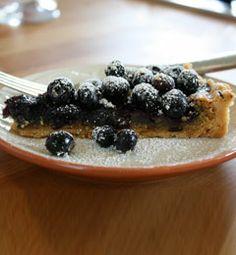 Joanne Weir Cooking Confidence: Blueberry Brown Butter Tart