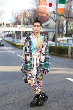 @Street of Harajyuku, Tokyo/minami. You Can Do It 2. http://www.zazzle.com/posters?rf=238594074174686702