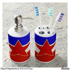 Find a bath set on Zazzle. With a great toothbrush holder & soap dispenser, our bath sets are a great addition to your home! Feel Better Gifts, Purple Diamond, Flags Of The World, Flag Design, Bathroom Sets, Bath Accessories, Toothbrush Holder, Soap Dispenser, Wedding Gifts