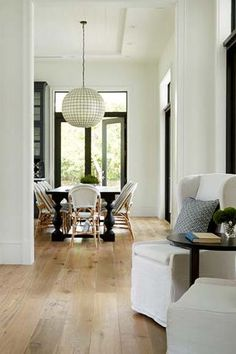 The Absolute Best White Paints for Your Home #purewow #decor #home #renovation