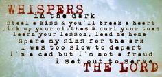 Mumford and Sons lyrics