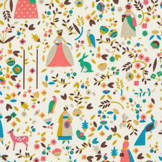Lotta Nieminen #illustration #pattern