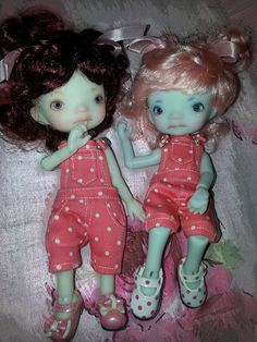 Crystal & Bluma Sister