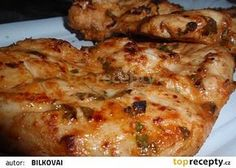 Grilovaná kuřecí prsa Toronto recept - TopRecepty.cz Top Recipes, Cooking Recipes, Slovak Recipes, Grill Oven, Food 52, Barbecue, Grilling, Food And Drink, Yummy Food