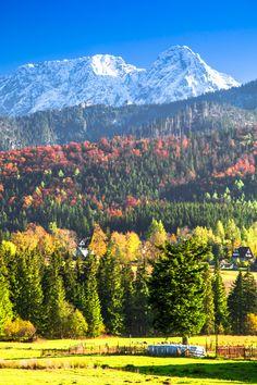 Giewont by Kuba Szymik - Photo 128398651 - 500px (Tatras, Poland)