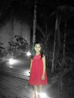 A cute little Princess Shanika