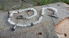 The Ultimate Power! Quartz Rock, Jewelry Design, Unique Jewelry, Clear Quartz, Healing, Fire, Crystals, Trending Outfits, Gallery