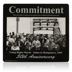 Commitment...